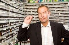 Frank Rittler, Senior Parfümeur bei Henkel